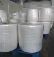parallel-lapping spunlace non woven fabric for wet wipes