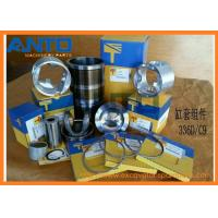 Quality C9 Engine Liner Kit Fit For CAT 336D Excavator , Forged Engine Piston 197-9297 324-7380 265-1401 for sale