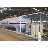 Quality LPG truck tanker / LPG Tank Trailer 5 LPG Scale 50000 Liters Tank Volume for sale