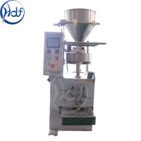 Quality Sunflower Seeds Nuts Automatic Food Packing Machine , Vertical Packaging Machine 2.2KW Power for sale