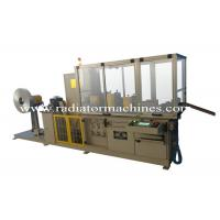 China Fully Automatic Radiator Making Machine 0-100M/Minute Working Speed on sale