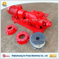 Quality 2 inch 15 hp stainless steel multistage electric water pump for sale