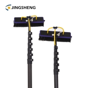 Quality 10m 3k High Modulus carbon fiber mast pole telescopic window cleaning poles for sale