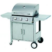 China Foldable Side Table Gas Grill Barbecue on sale