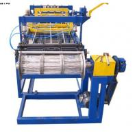 Quality 65mm, 115mm, 165mm width Brick Force Wire Mesh Welding Machine for building materials for sale