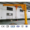 Buy cheap Pillar Fixed Jib Boom Crane Lifting Material Workshop Jib Crane Drawing Design from wholesalers