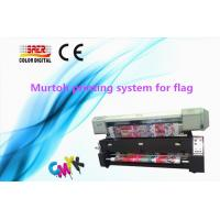 Quality 1440 DPI Mutoh Large Format Printer With Directly Fabric Printing System for sale