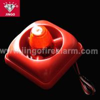 Buy cheap Conventional fire alarm systems 24V alarm sounder,horn,hooter from wholesalers