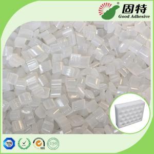 Quality Yellowish Granule Hot Melt Pellets For  EPE Foam Sheet Bonding Packing Carton.Hot Melt Glue Adhesive For  Sheet Bonding for sale