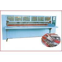 Buy Thin Blade Slitting Creasing Machine, Rotary Slitting + Scoring, with Safety Cover at wholesale prices