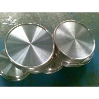 Quality ASTM B493-1987 , Zirconium Targets , R60702 , R60704 , Zr2 , Zr4 for Semi Conductors and L for sale