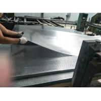 Quality Round Hole 0.4mm-5mm thickness Stainless Steel 304 Perforated metal Sheet for sale