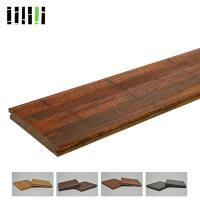 Buy cheap Outdoor High Density 1220kg/m³ Bamboo Flooring Tiles Eco Friendly With Fine from wholesalers