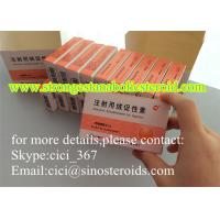 Quality Injectable Peptide Human Chorionic Gonadotropin HCG 5000iu For Human Growth CAS 9002-61-3 for sale