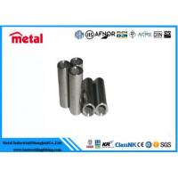 Quality ASTM A671 Gr.CC65 Hot Dip Galvanized Tube ERW Certificate Plain / Threaded End for sale