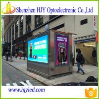 Quality Shenzhen Customized SMD P10mm Outdoor LED Screens for Shopping Mall Outdoor Building for sale