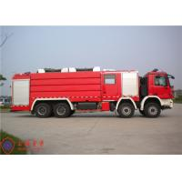 Buy Max Power 440KW Fire Fighting Truck Fixed All Equipments With Rust Proof Special Clamp at wholesale prices