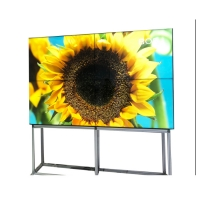 """Quality LCD Indoor 55"""" HD Display Video Wall LCD Monitor Splicing Screen for sale"""