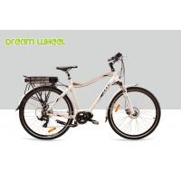 China 36V 350W Mid Motor Man E Mountain Bike 700C Electric Front Wheel High Performance on sale