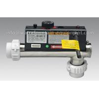 Quality Automatic Jacuzzi Spa Heater , Swimming Pool Heat Pump Longer Design CE Certificate for sale