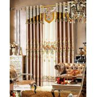 Quality Europe Style Luxury Ready Made Curtains. for sale