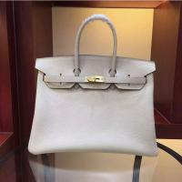 Quality high quality 35cm  light grey TOGO leather  handbags high class brand handbags L-RB2-5 for sale