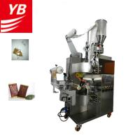 Buy cheap YB-180C Automatic Vertical filter tea filling machine with inner and outer from wholesalers