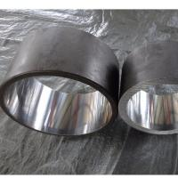 China Industrial Carbon Steel Seamless Pipes Round Shape Cold Drawn / ID Honing on sale