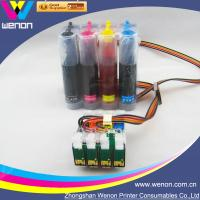 Quality 73N ciss for Epson T10 T20 T21 T11 4 color printer ciss ink system for sale