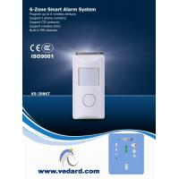 Quality Wireless smart alarm system (3-in-1) | burglar alarms | intrusion detection | Built in PIR detector for sale
