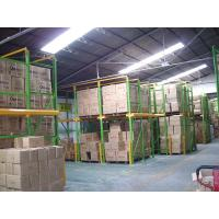 Quality Customized height Drive in warehouse pallet racking , steel racking system for sale