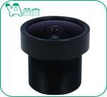 Quality Vehicle 5MP Camera Lens Optics, Car Dvr RecorderLens Φ15×16 Mm Diameter for sale