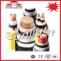 China Halogen Free Flame Retardant Armored Cables on sale