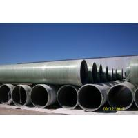 China FRP/GRP Pipe on sale