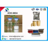 China Peptide Hormones Aod 9604/ Aod-9604 Anti-Obesity Aod9604 for Weight Loss 5mg/Vial for Muscle Growthing on sale
