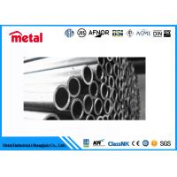 Quality Seamless Low Temperature Carbon Steel Pipe , Black Commercial Steel Pipe for sale