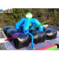 China Crazy  Air Laser Tag Inflatable Maze Sport Laser Games With PVC Tarpaulin on sale