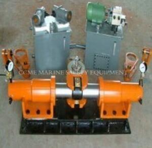 Quality 2-ram-4 cylinder type hydraulic marine steering gear swing Cylinder Type Steering Gear for sale