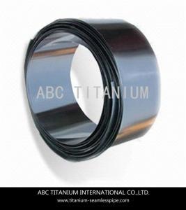 Quality asme sb265 gr1 &2 titanium foil price/titanium sound film strips/mirror foil/esbit stove for sale
