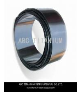 Quality titanium foil price/ sound film strips/high strength ribbon/titanium alloy belt for sale