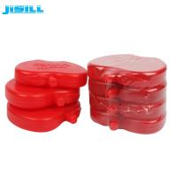 Quality High Efficiency Reusable Cute Ice Packs Bpa Free Transparent Appearance for sale