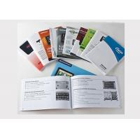 Quality 16 Page Color Booklet Printing A4 Brochure Printing Matt Lamination OEM Available for sale