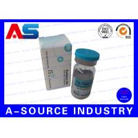 Buy Injectable Steroids Customized color&logo printed coated paper box 10ml vial at wholesale prices