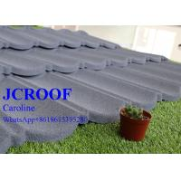 Building Material Stone Coated Roofing Tiles Spanish Type with ISO Certificate