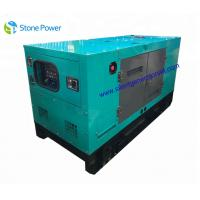Easy Operation 1500 Rpm Diesel Generator Set / 60kva 48kw Ultra