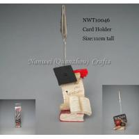 Quality Resin Promotional Gift Card Holder for sale