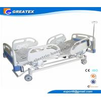 Quality Luxurious Full Electric Hospital Bed Adjustable OEM For Clinic for sale