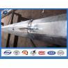 Q345 Q420 Q460 Hot dip Galvanized Electric Power Tranmission Steel Pole