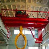 Quality QZ Type Workshop Garbage Grab Overhead Bridge Crane For 1 Years Warranty for sale
