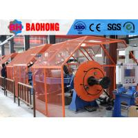 Quality AB CABLE Stranding Machine for AB Cable Production Line for 1600 mm Cable Drum for sale